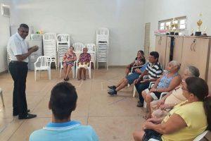 Projeto leva alfabetização para adultos e idosos em Palmas