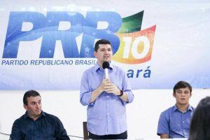 PRB Ceará empossa novas comissões executivas no litoral do estado