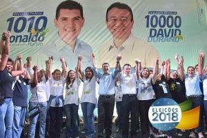 Republicanos firmam compromisso com o Ceará durante lançamento de campanha