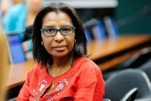 Rosangela Gomes participa de encontro na ONU sobre direitos das mulheres