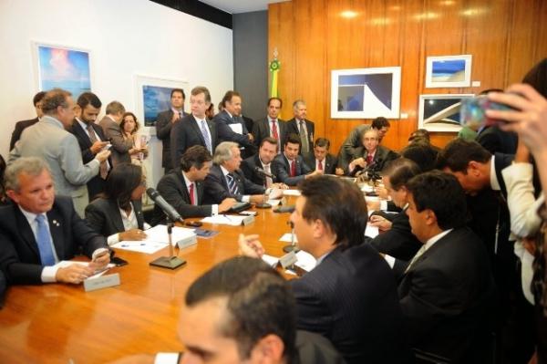 Rosangela Gomes defende criação de Comissão dos Direitos das Mulheres em reunião de líderes