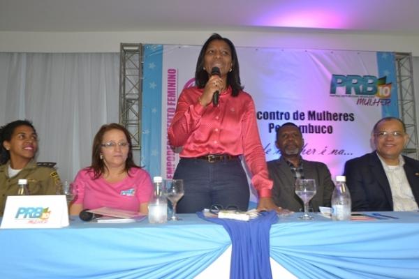 Recife sedia I Encontro Regional do PRB Mulher