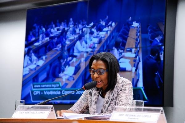 Comissão de Segurança Pública aprova projeto de Rosangela Gomes que altera lei Maria da Penha