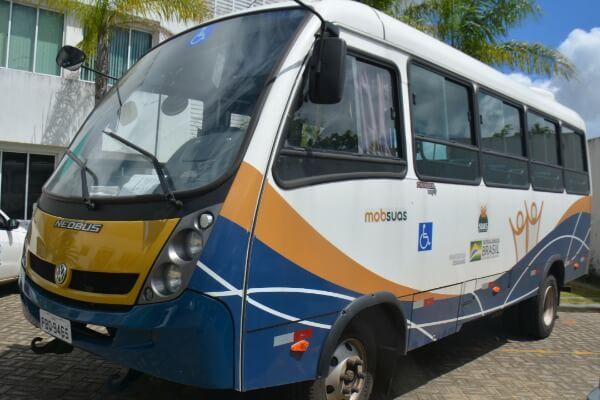 Parnamirim recebe veículos para a Saúde e Assistência Social