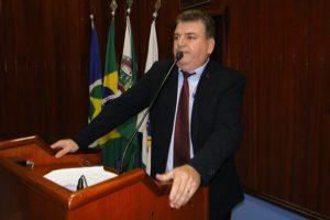 Salvador Pizzolio cobra ações do Executivo para o trânsito de Juara