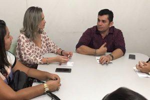 Vereador Samuel Andrade discuti recuperação de jovens em Condado (PE)