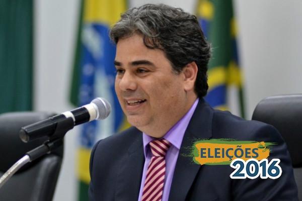 Com a presença de Marcos Pereira, PRB lança Sandro Caprino pré-candidato em Paulínia