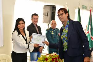 Primeira travesti eleita vereadora em Paranaíba (MS) é diplomada pela Justiça Eleitoral
