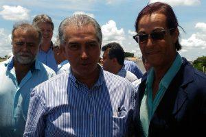 Sarita se reúne com governador e pede prioridades para a saúde de Paranaíba (MS)
