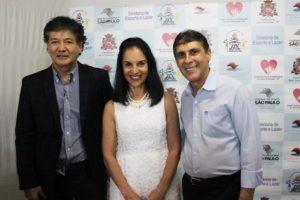 Sebastião Santos participa da abertura oficial da 20ª edição dos Jogos Regionais do Idoso