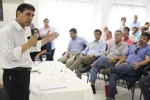 Sebastião Santos lança frente parlamentar em São José do Rio Preto