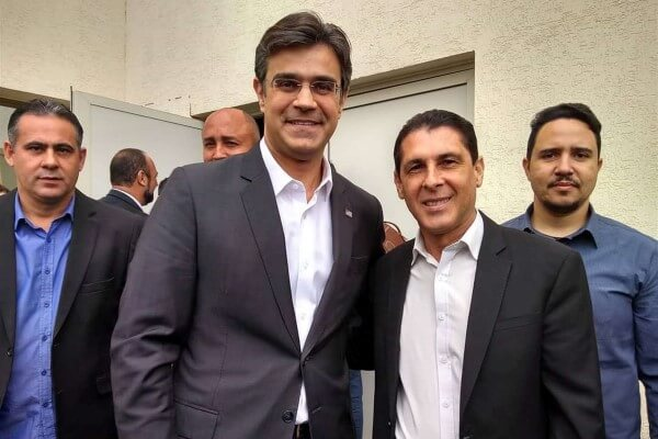 Sebastião Santos participa de encontro da Amitesp em Barretos (SP)