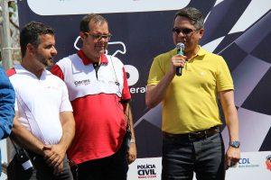 Carlos Henrique participa de inauguração do Circuito dos Cristais em Curvelo (MG)