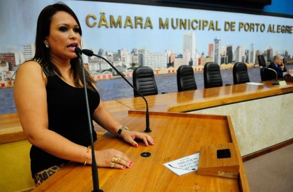 Vereadora Séfora Mota PRB-RS