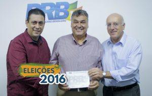 Sergio Fontellas abona filiação de Itamar José Martins