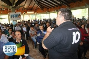 PRB Santa Catarina promove o 1º estadual para debater as eleições de 2018