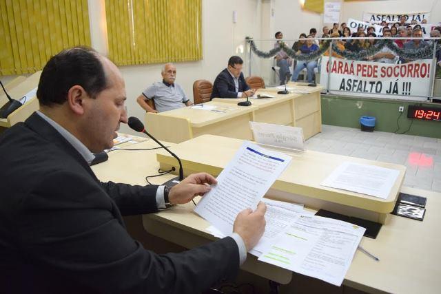 Sergio Peres promove debate sobre precariedade de estrada em Caraá
