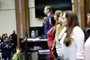 Republicana Serys Slhessarenko é homenageada no Dia Internacional da Mulher