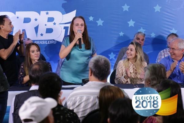Educação e saúde de qualidade são prioridades da candidata Serys Slhessarenko