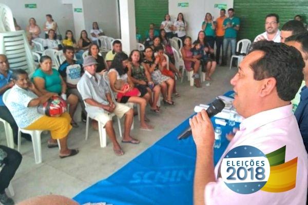 Severino Pessoa quer lutar por melhorias para os sertanejos no Congresso Nacional