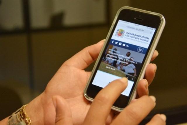 Câmara de São José dos Campos lança novo site priorizando transparência e interação