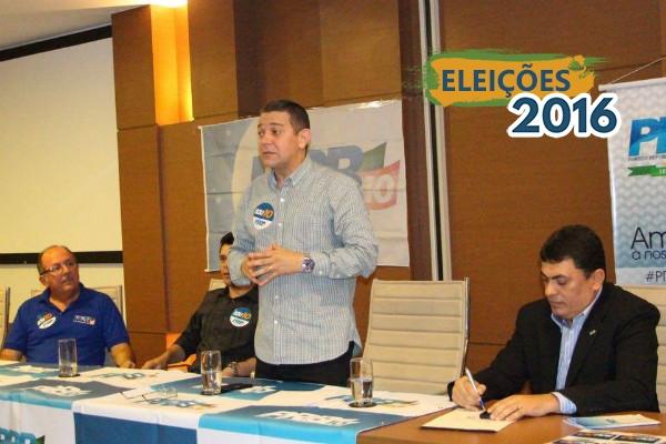 Presidente do PRB Salvador destaca participação do partido nas eleições municipais