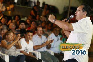 Silas concede entrevistas e apresenta plano de governo no São Jorge