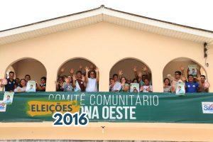 Silas Câmara apresenta propostas e inaugura comitê na Zona Oeste
