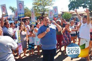 Segurança pública será uma das prioridades de Silas Freire na Câmara dos Deputados