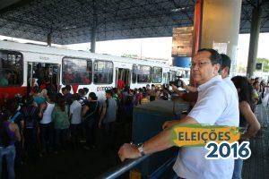 Silas Câmara acompanha situação do transporte coletivo de Manaus e propõe soluções