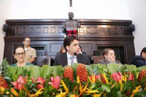 Silvio Costa Filho debate mobilidade urbana na Região Metropolitana do Recife