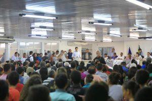 Rogéria Santos discute direitos do consumidor em sessão na Câmara de Salvador (BA)