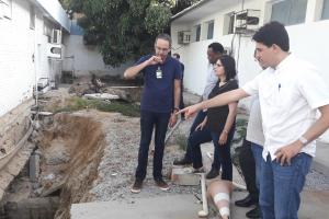 Silvio Costa Filho denuncia situação da saúde de Pernambuco