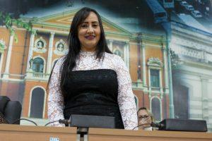 Coordenadora do PRB Mulher Pará é empossada vereadora em Belém