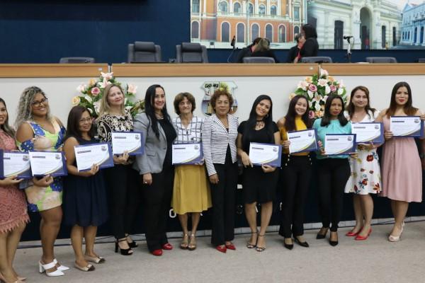 Simone Kahwage debate empreendedorismo feminino em Belém