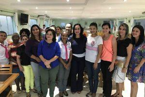 Coordenadora do PRB Mulher Pará visita município de Castanhal