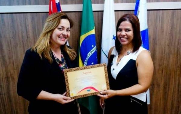 Sonia Araújo assume coordenação do PRB Mulher em Diadema