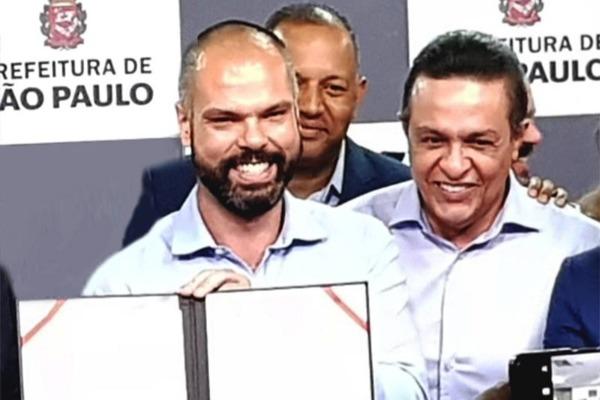 Souza Santos participa da apresentação do projeto de anistia de imóveis em SP