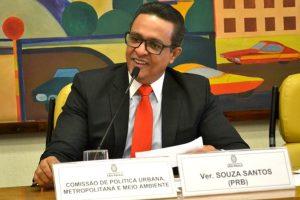Souza Santos quer informações sobre mapeamento das áreas de risco de São Paulo