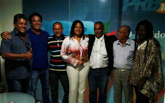 Tia Eron anuncia pré-candidatura do PRB à Prefeitura de Vera Cruz