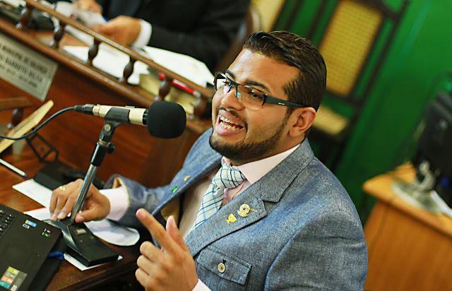 Tacio Lima destaca importância de mobilização em combate às drogas
