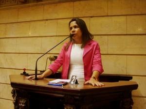 Vereadora Tânia Bastos cria projeto de lei em homenagem a José Alencar
