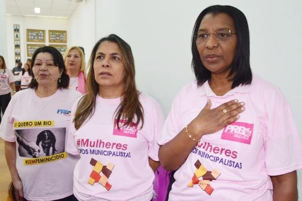 PRB Mulher RJ realiza encontro municipalista em Queimados