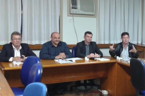 Tanrac Saldanha participa de audiência pública para discutir Segurança Pública em Gravataí