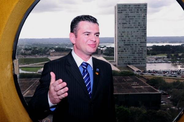 """""""Nós temos muitas demandas e poucos recursos"""", afirma Tanrac ao defender o Pacto Federativo"""