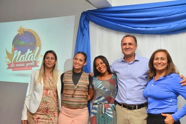 """Prefeito Termosires Neto lança """"Natal da Nossa Gente"""" em Formosa do Rio Preto"""
