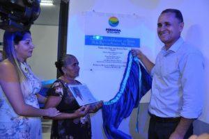 Termosires Neto entrega mais uma unidade de saúde para a comunidade