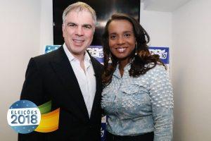 Presidenciável Flávio Rocha é recebido por lideranças do PRB em Salvador