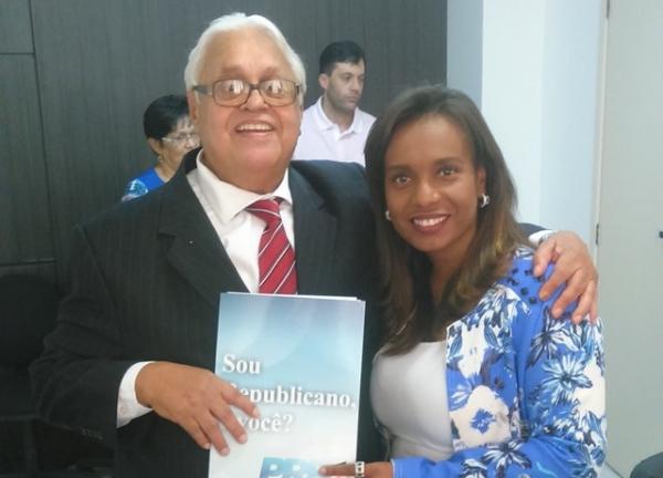 PRB Bahia confirma filiação do desembargador Clésio Rosa ao partido