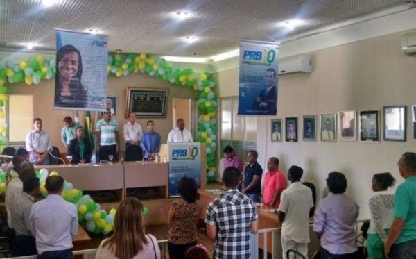 """Tia Eron realiza encontro """"PRB Mais"""" em Castro Alves (BA)"""